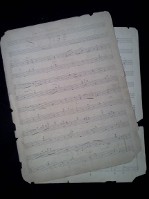 Sunrise sheet music